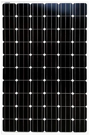 Painel Solar Fotovoltaico Monocristalino