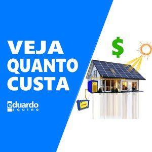 Energia Solar Quanto Custa - Aquino Responde T2 • EP 1
