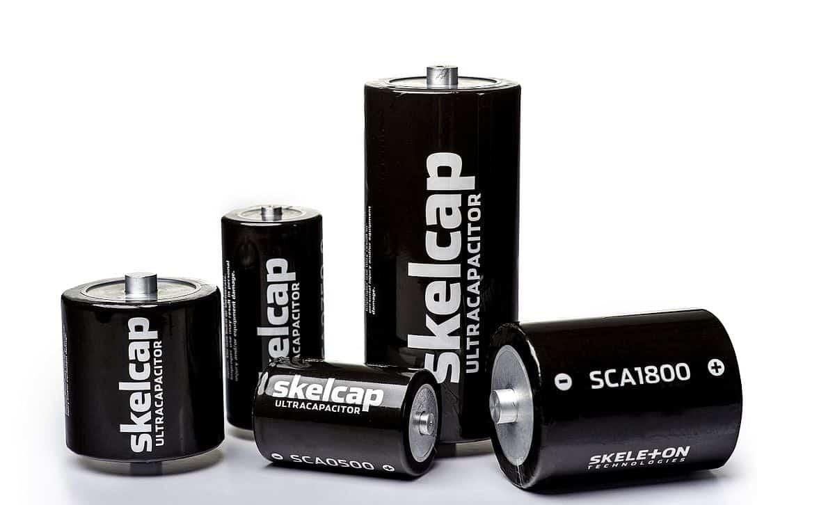 Super Capacitores - Energia Solar