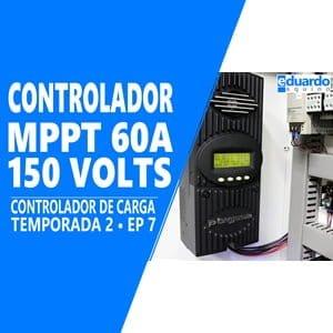 Controlador de Carga - Primeiras Impressões FLEXMax 60A MPPT - Site Eduardo Aquino