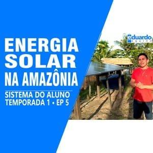 Energia Solar 100% OffGrid - ALUNO - Isaac Xavier - Pa - Site Eduardo Aquino