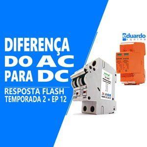 Uso de Disjuntores AC em Sistema Fotovoltáico