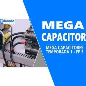 MegaCapacitor no Sistema Fotovoltaico OffGrid - Site Eduardo Aquino