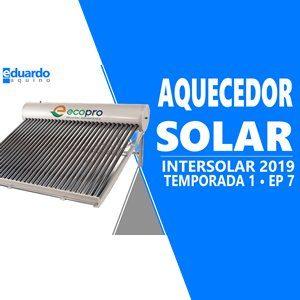 Aquecedor Solar com Tubo à Vácuo ECO Pro