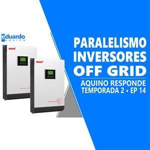 Inversor OffGrid, Será que é Possivel Somar as Potências - Site Eduardo Aquino