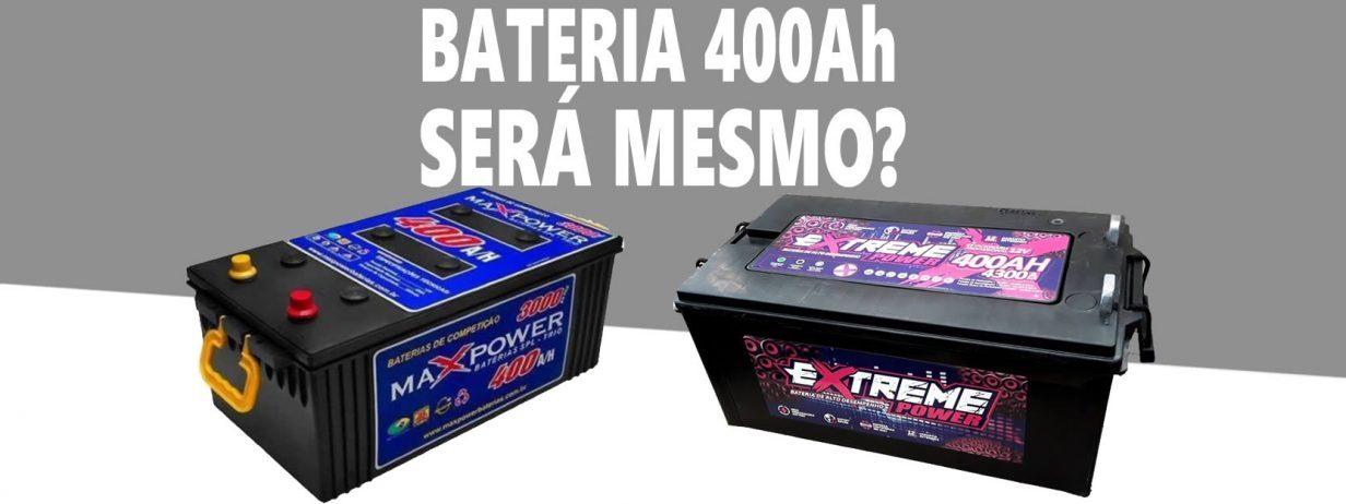 bateria estacionária 400Ah | energia solar será mesmo? não seja enganado