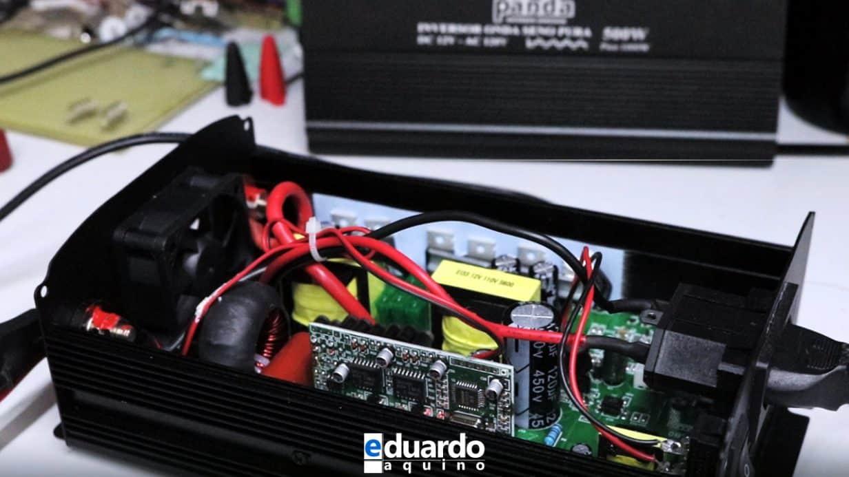 INVERSOR OffGrid 500W PANDA Energia Solar - Eduardo Aquino