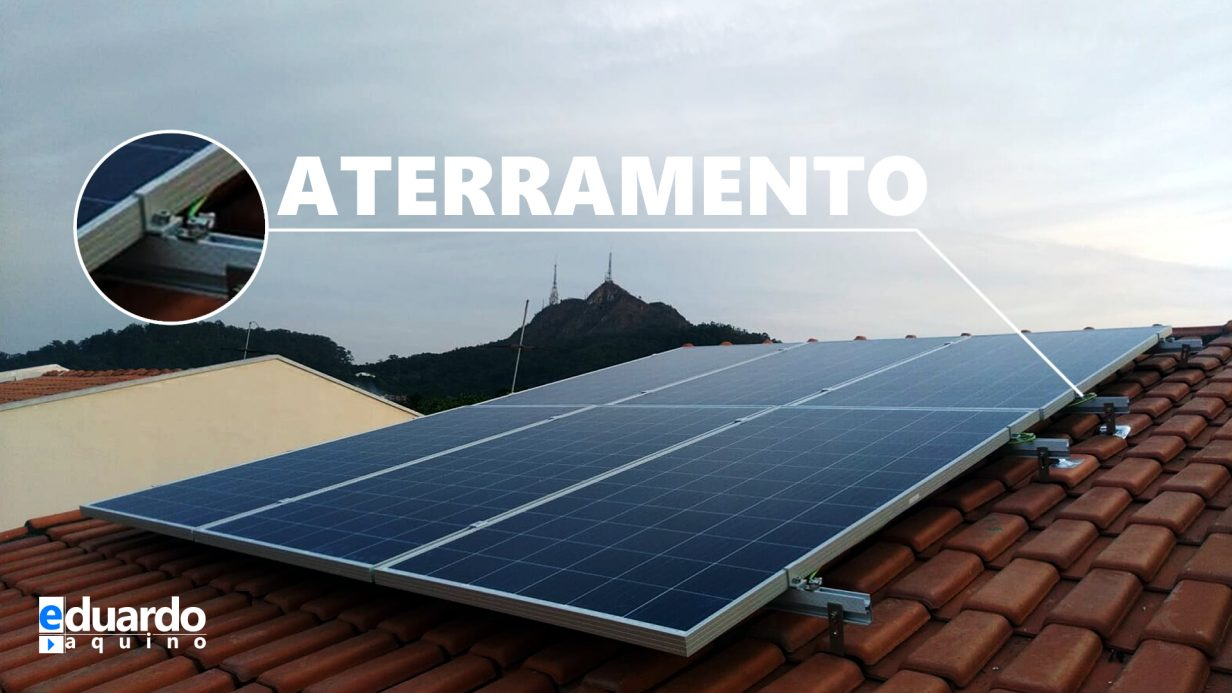 Aterramento de Placa Solar, A DICA que Ninguém FALA
