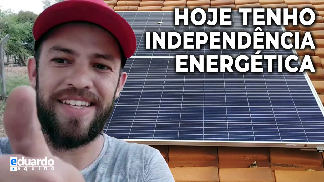 Quanto CUSTOU Energia Solar OFF GRID do Gustavo