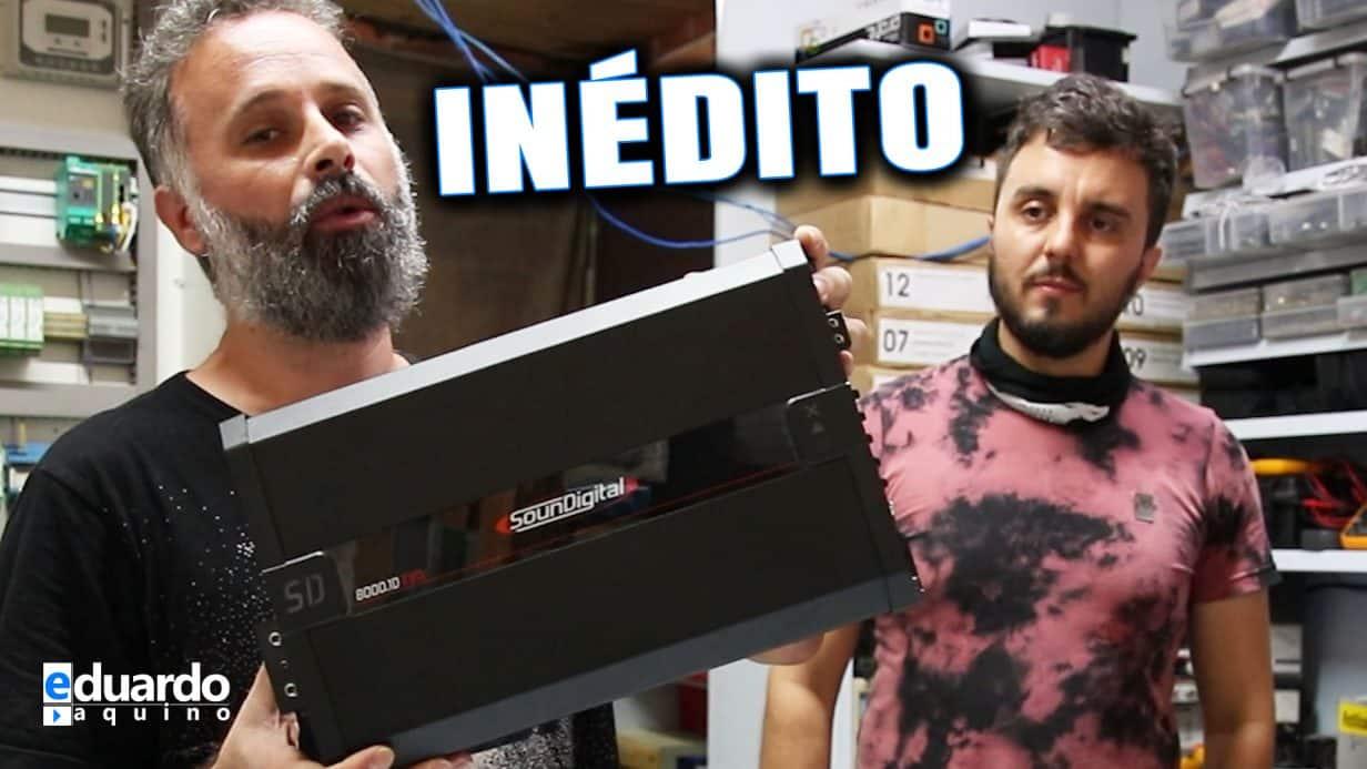 INVERSOR com Módulo de Som em 12V - O RELATO do BRUNO da Infinity SOM