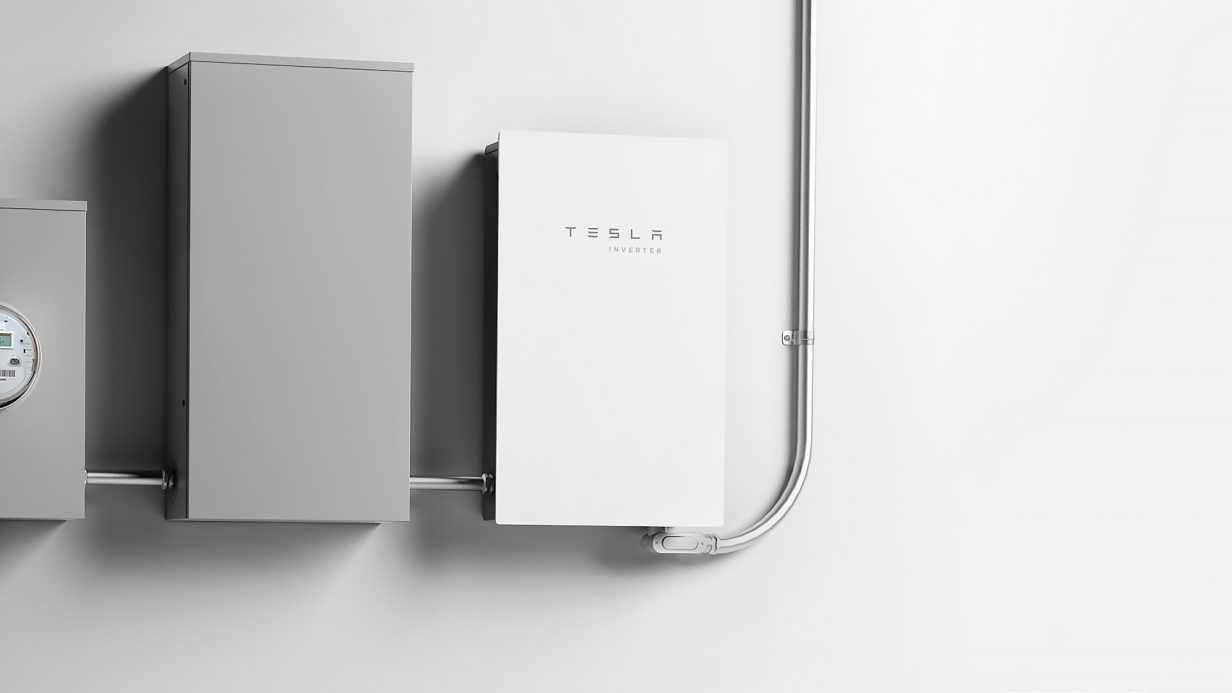 Tesla Solar Inverter - Elon Musk